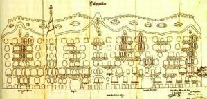 Gaudi_Pedrera_Plan